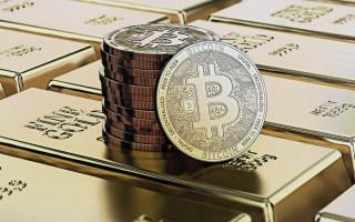 В октябре BTC продемонстрировал рост на 10.26%, золото — 2.74%