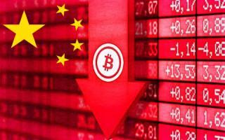 BTC упал ниже $10 000 после заявления Китая о борьбе с майнингом (19.09.2019)