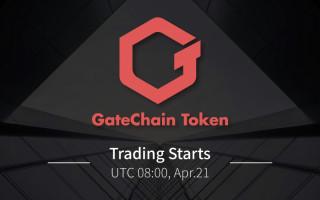 Gate.io запускает торги с собственным токеном GT