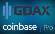 Обзор криптовалютной биржи GDAX (Coinbase Pro)
