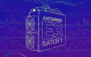 Начались продажи ASIC-майнеров по алгоритму Ethash от Bitmain