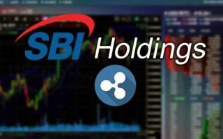 Мультбанковые банкоматы: новинки от SBI Holdings по технологии Ripple