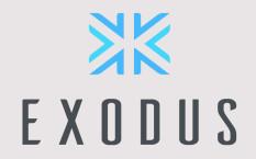 Exodus – обзор мультивалютного десктопного кошелька