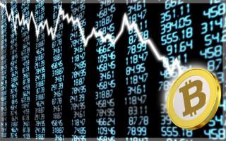 Почему идет снижение цены на биткоин в январе