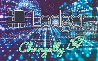 Аппаратный кошелек Ledger и обменник Changelly стали партнерами