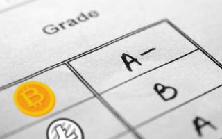 Агентство Weiss Ratings вновь повысило рейтинг Bitcoin