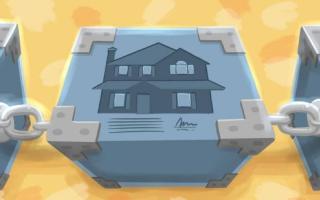 Применение блокчейна на рынке недвижимости