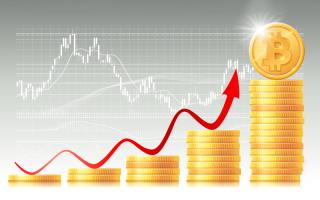Цена на биткоин может достигнуть $50 000 уже в 2018 году