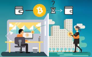 Технологии для увеличения скорости блокчейна биткоина