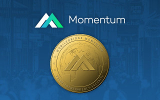 Momentum Token ICO — блокчейн платформа автоматизации маркетинга