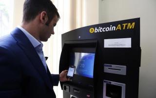 Рост числа криптовалютных банкоматов в мире