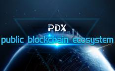 Pdx ICO — публичная криптовалютная блокчейн экосистема