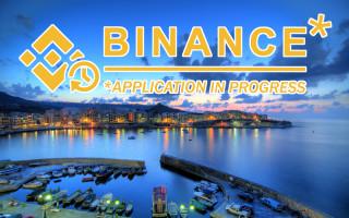 Криптовалютная биржа Binance откроет офис на Мальте