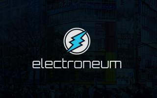 Обзор криптовалюты Electroneum и виды кошельков