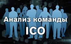Анализ состава команды ICO – на что нужно обратить внимание?