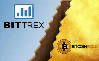 Биржа Bittrex отказалась от торгов Bitcoin Gold