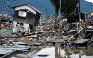Binance сделала пожертвование пострадавшим от наводнения в Японии