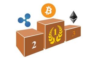Ripple занял вторую строчку рейтинга криптовалют