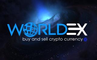 Worldex ICO — цифровая платформа для торговли криптовалютами