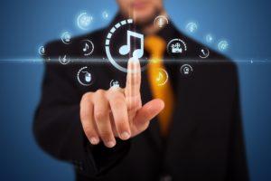 Блокчейн в музыке