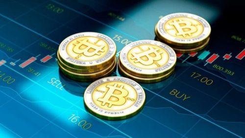 Торги на криптовалютных биржах