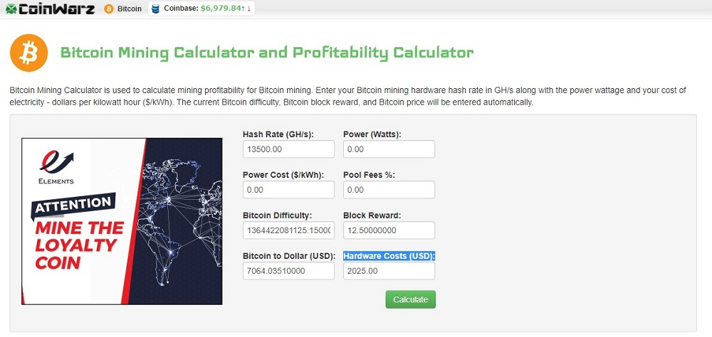 Майнинг биткоинов калькулятор th s майнинг биткоин отзывы