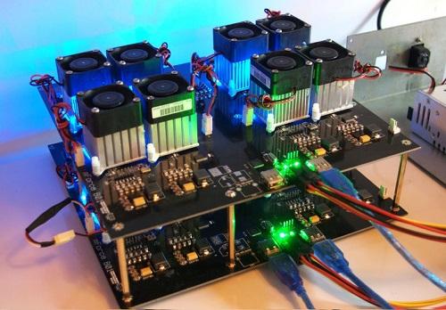 Майнинг на FPGA