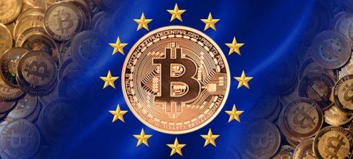 Bitcoin в Европе