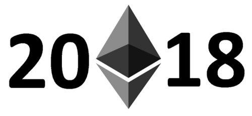 Ethereum 2018 год