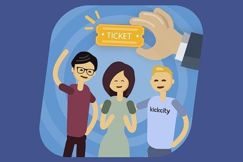 Билеты в KickCity
