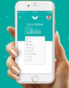 lala wallet