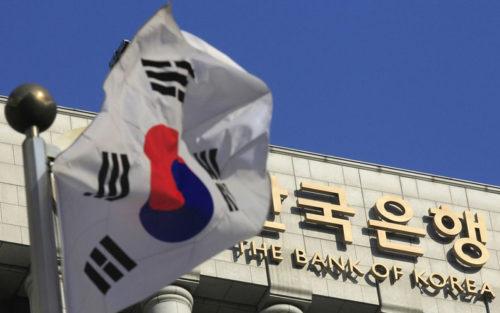 Банк Южной Кореи