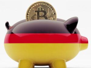 Биткоин в Германии