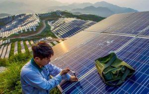 Электроэнергия Китая