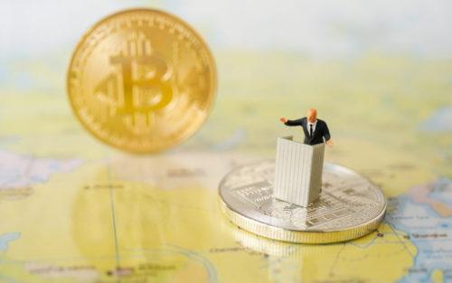 Регуляция криптовалюты