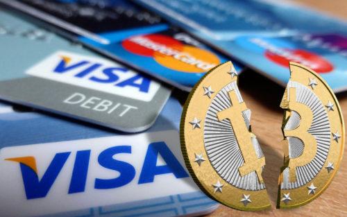 Visa и Bitcoin