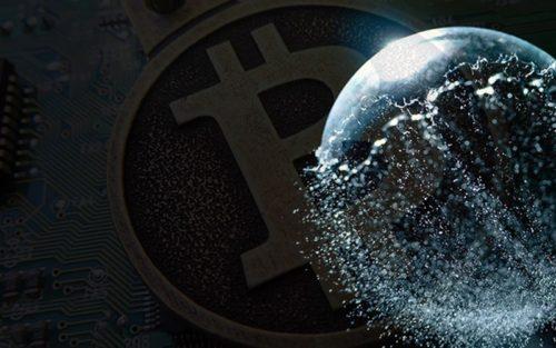 Биткоин-пузырь