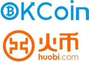 Huobi и OKCoin