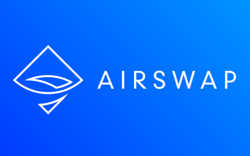 Криптовалюта AirSwap