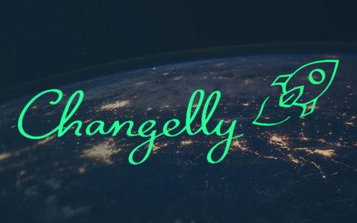 Криптовалютный обменник Changelly