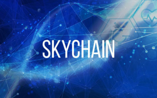 Проект Skychain
