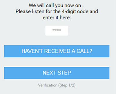 Указание кода