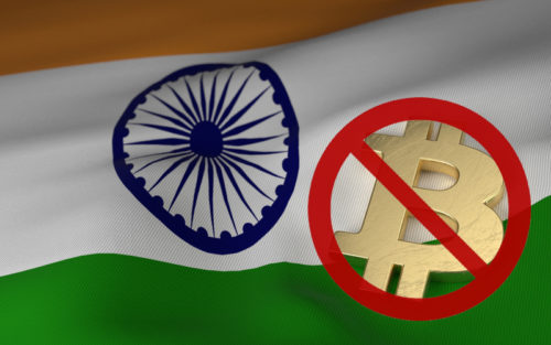 Запрет на биткоин в Индии