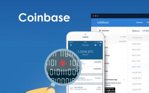 Баг на бирже Coinbase