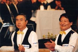 Junichi Komori и Nobuaki Kobayashi