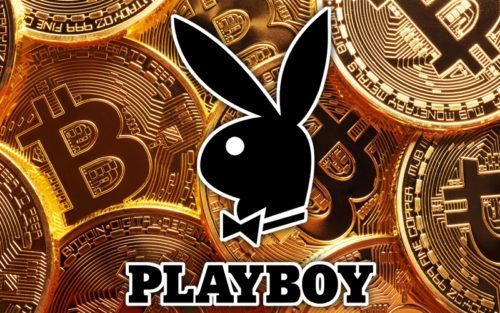 Playboy и криптовалюты
