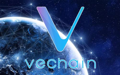 Проект VeChain