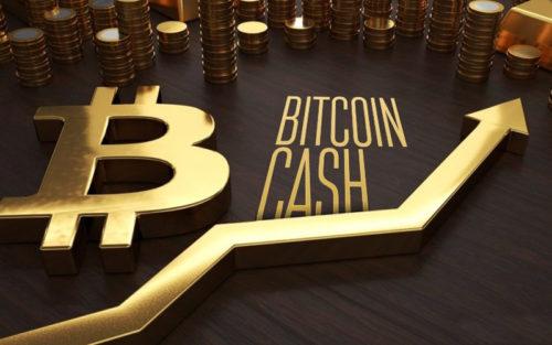 Рост курса Bitcoin Cash