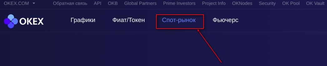 Спот-рынок