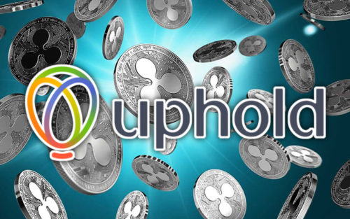 Uphold и Ripple XRP